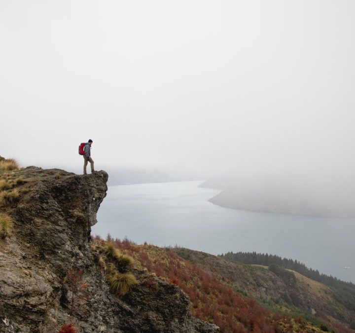 "Life is Simple, Eat, Sleep, and Hike (A Hiker's perspective on the ""simple"" life)"