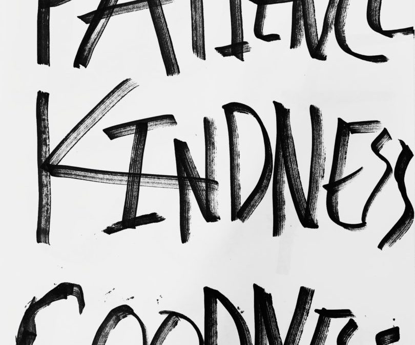 Walking in Kindness