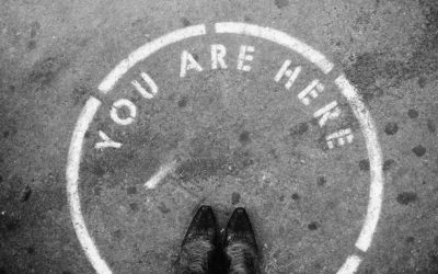 You are here – Now What?
